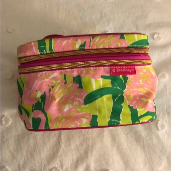 Lilly Pulitzer for Target Handbags - RARE Lilly Pulitzer for Target Toiletries Bag